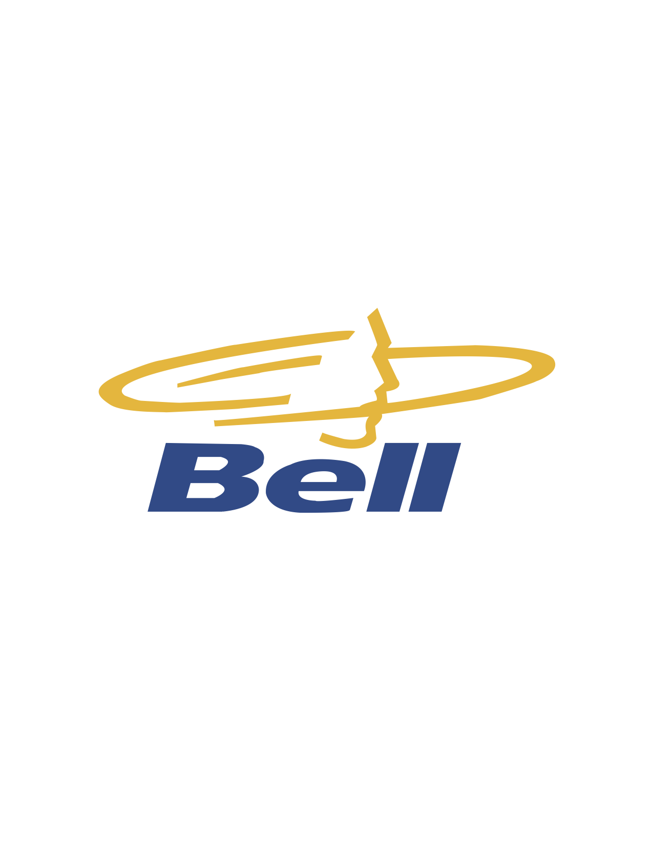 Bell Logo Trace